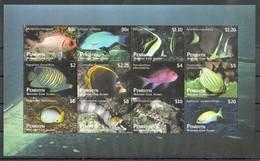EC224 PENRHYN NORTHERN COOK ISLANDS MARINE LIFE FISH 1SH MICHEL 110 EURO MNH - Mundo Aquatico