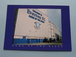 EVERTON Football CLUB Liverpool Merseyside ( David Toase Photo) Anno 198? ( Zie Foto Details ) ! - Calcio