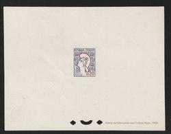 1961 - YT 1282 - Epreuve De Luxe - - Luxury Proofs