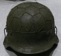 Casque Allemand M40 - 1939-45