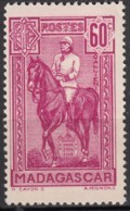 N° 216 - X X - ( C 1650 ) - Madagascar (1889-1960)