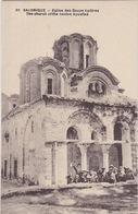 SALONIQUE  Eglise Des 12 Apôtres - Greece
