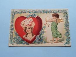 TO MY VALENTINE ( Serie 269 / Germany) Anno 19?? ( Voir / See Photo Details ) ! - Valentijnsdag