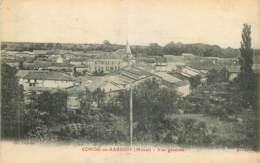 55 - CONDE EN BARROIS - VUE GENERALE - Other Municipalities
