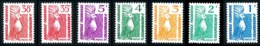 NOUV.-CALEDONIE 1985 - Yv. 491 à 497 **   Cote= 4,00 EUR - Le Cagou (7 Val.)  ..Réf.NCE25211 - Neufs