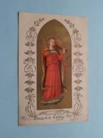 B. Angelico Da Fiesole  Pinx ( Nurnberg : Theo Stroefer's / Serie 97 N° 11) Anno 19?? ( Voir / See Photo Details ) ! - Santi