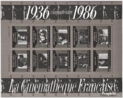 FRANCE - BF9 - 1986 - Blocs & Feuillets