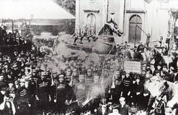 Grembergen - Dendermonde - 1904 - Het Ros Beiaard Volkstoeloop - Foto - Dendermonde