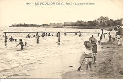 [44] Loire Atlantique > Le Pouliguen -  L'Heure Du Bain - Le Pouliguen