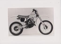 Ancillotti PST 125 Mx +-20cm X 13cm  Moto MOTOCROSS MOTORCYCLE Douglas J Jackson Archive Of Motorcycles - Andere
