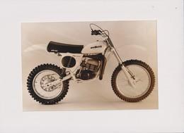 Ancillotti CRH125, 1978/79 +-21cm X 14cm  Moto MOTOCROSS MOTORCYCLE Douglas J Jackson Archive Of Motorcycles - Andere
