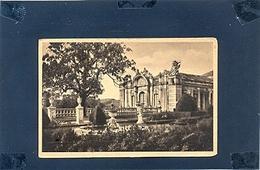 PORTUGAL SINTRA QURLUZ PALACIO NACIONAL FAÇADE QUIXOTE POSTCARD NATIONAL PARK - Portugal