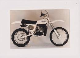 Ancillotti CRH250, 1978/79 +-21cm X 14cm  Moto MOTOCROSS MOTORCYCLE Douglas J Jackson Archive Of Motorcycles - Andere