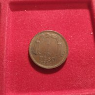 Cile 1 Peso 1953 - Cile