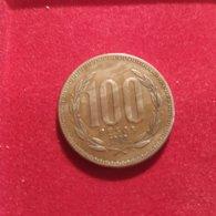 Cile 100 Pesos 1989 - Chile