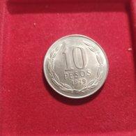 Cile 10 Pesos 1979 - Cile