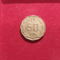 Cile 50 Pesos 1974 - Cile