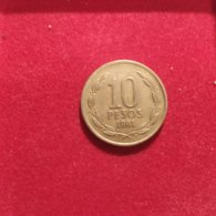 Cile 10 Pesos 1981 - Chile