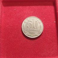 Cile 50 Pesos 1975 - Cile