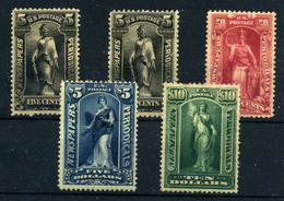 Estados Unidos (periódicos) Nº 44, 47, 49/50. Año 1897 - United States