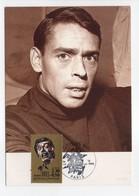 - CPM Jacques BREL - Auteur-compositeur-interprète, Poète, Acteur Et Réalisateur Belge - Photo POIRIER - VIOLLET - - Artistes