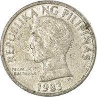 Monnaie, Philippines, 10 Sentimos, 1983, TTB, Aluminium, KM:240.1 - Philippines