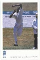 Courtney Walsh - West Indies Cricketer - Críquet