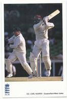 Carl Hooper - West Indies Cricketer - Críquet