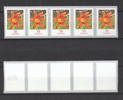 Deutschland BRD **  3516 Blumenserie Taglilie Skl 5er Streifen Neuausgabe 02.01.2020 - Ungebraucht