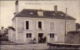 Cp La Celle Les Bordes Yvelines, La Maison Flanchet - Frankreich