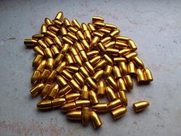 Lot De 100 Balles Calibre 32 - Armes Neutralisées