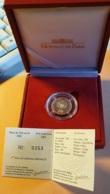 MONACO 20 € Or Année 2002 Rainier III Sous Capsule Et Boitier + Certificat - Monaco