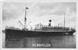 Photo Postcard Kerguelen - Koopvaardij