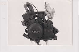 PUCH  +-17cm X 10cm  Moto MOTOCROSS MOTORCYCLE Douglas J Jackson Archive Of Motorcycles - Sonstige