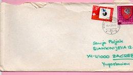Letter - 15.3.1979., Switzerland (Helvetia) - Svizzera