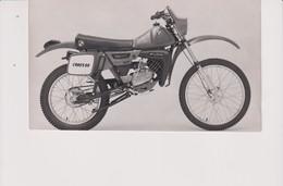 Puch Cross 50  +-17cm X 10cm  Moto MOTOCROSS MOTORCYCLE Douglas J Jackson Archive Of Motorcycles - Sonstige