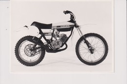 Puch Cobra MC  +-17cm X 12cm  Moto MOTOCROSS MOTORCYCLE Douglas J Jackson Archive Of Motorcycles - Photographs