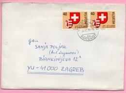Letter - 24.10.1978., Switzerland (Helvetia) - Svizzera