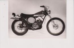 Puch MC 175Gs  +-16cm X 12cm  Moto MOTOCROSS MOTORCYCLE Douglas J Jackson Archive Of Motorcycles - Photographs