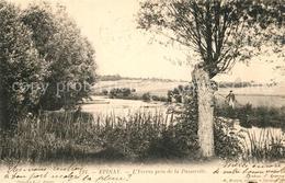 13487487 Epinay-sous-Senart Yerres Près De La Passerelle Epinay-sous-Senart - Francia