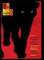 Ballon Media Magazine 2014 09-10 (cover Lafèbre) - Livres, BD, Revues
