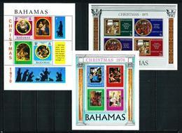 Bahamas (5 Hojas Bloque) Nuevo Cat.25€ - Bahamas (1973-...)