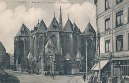 Lille Afchain Abside De ST Maurice Rare TBE - Lille