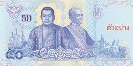THAILAND P. 136a 50 B 2018 UNC - Tailandia