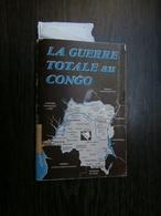 Walter Ford : La Guerre Totale Au Congo (1943) Robert Cranborne - Livres, BD, Revues