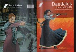 Catalogus Daedalus November 2019 - Januari 2020 - Livres, BD, Revues