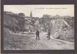 Nantes / Miséri,  La Carriere De Granit Des Pavés Nantais (lieu Du Futur Arbre Aux Hérons !) Rare - Nantes