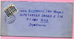 Letter - Stamp Euroa Cept / Postmark 14.7.1978., Switzerland (Helvetia) - Svizzera