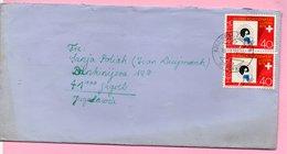 Letter - Stamp Luzern / Postmark 14.3.1979., Switzerland (Helvetia) - Svizzera