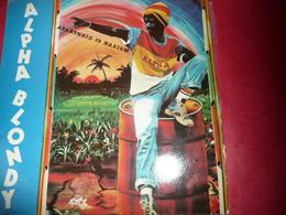 LP33 N°212 - ALPHA BLONDY - APPARTHEID IS NAZISM - COMPILATION 9 TITRES - Reggae